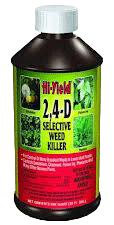 hi yield weed killer