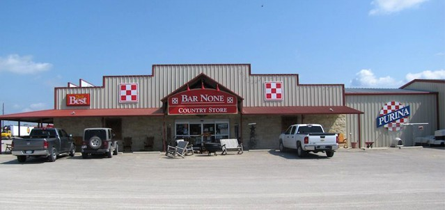 Waco Feed store and country store :: Bar None Country Store