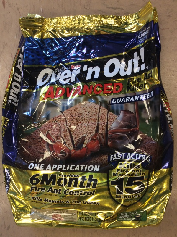 Gardentech Over N Out Fire Ant
