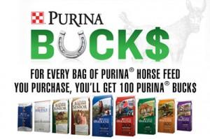 purina bucks