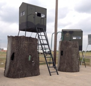 t box deer blinds