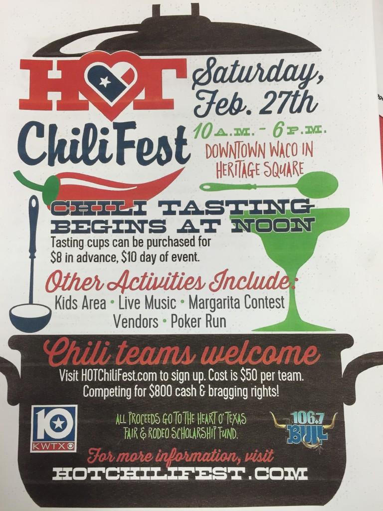 hot chili fest