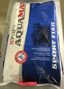 aquamax fish feed