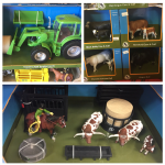 big country toy collage