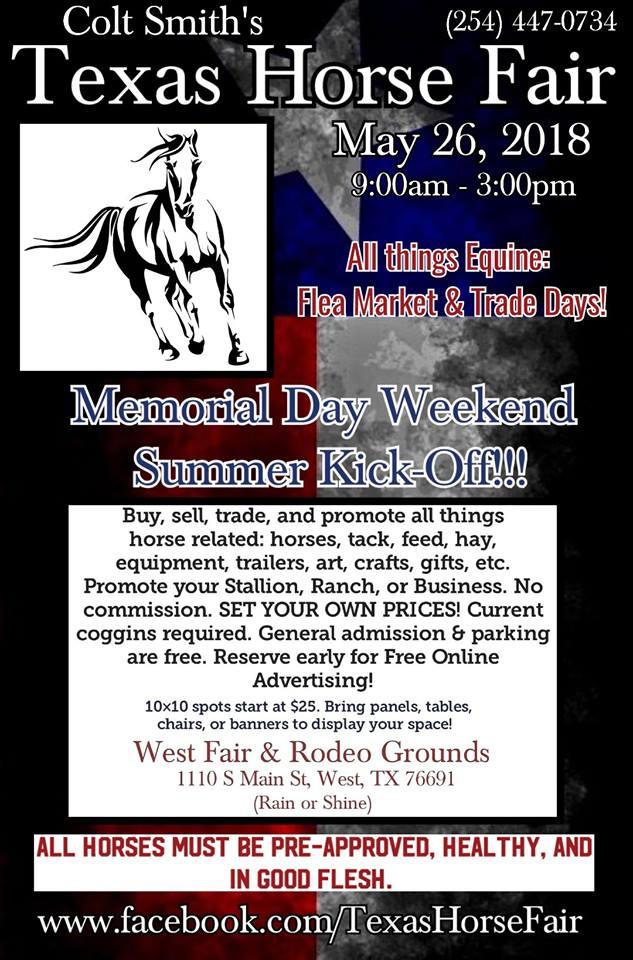texas horse fair