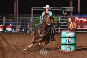 elite barrel racing