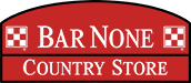 Bar None Country Store Logo