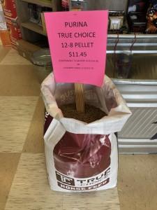 purina true choice feed economy feed