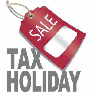 tax free weekend sale