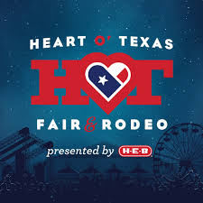 heart of texas rodeo livestock show fair and rodeo
